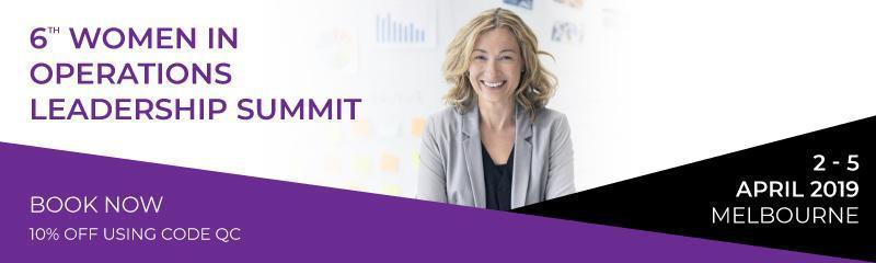 6th Women in Operations Leadership Summit