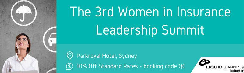 3rd Annual Women in Insurance Leadership Summit