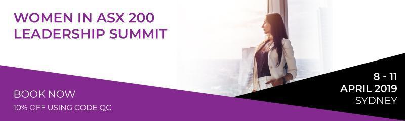 Women in ASX 200 Leadership Summit
