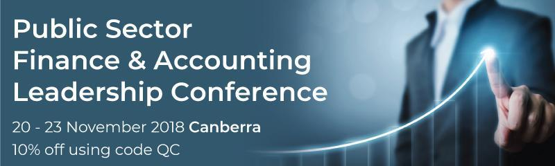 Public Sector Finance & Accounting Leadership Conference