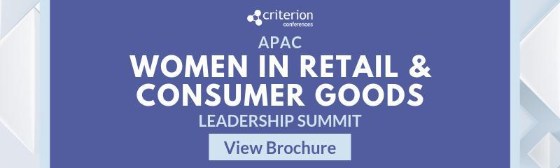 APAC Women in Retail & Consumer Goods Leadership Summit