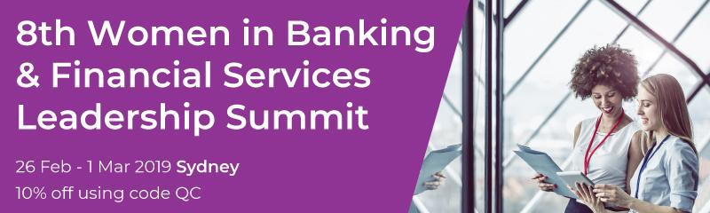 8th Women in Banking & Financial Services Leadership Summit