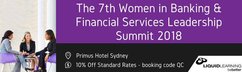 7th Women in Banking & Financial Services Leadership Summit 2018